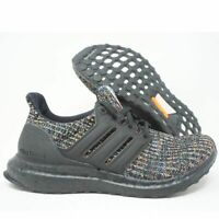 Adidas Ultraboost Mens Running Shoes Black Multicolor G54001 Size 8.5