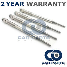 4X FOR TOYOTA AVENSIS VERSO 2.0 D-4D 2001- DIESEL HEATER GLOW PLUGS FULL SET