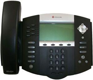 Polycom  SoundPoint IP 550 4-Line SIP PoE Business Phone