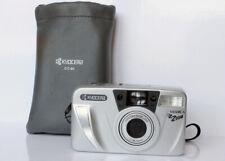 Yashica EZ Zoom 38-70 mm fotocamera rullino fotografico 35mm Funzionante