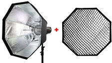 Jinbei K-90 Octagonal Umbrella Camera Soft Box with Grid for Jinbei Bowens Mount