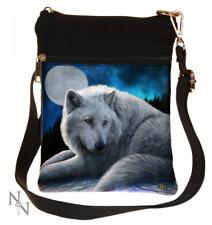 NEW SHOULDER BAG GUARDIAN OF THE NORTH WOLF LISA PARKER NEMESIS NOW LADIES