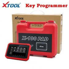 Original XTOOL X100 PAD Tablet with EEPROM Adapter OBD2 Code Reader Auto Tool