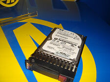 Disco Duro Interno HP 72 gb 10K SAS Buono Stato