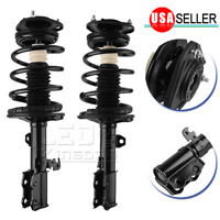 Front Complete Struts & Coil Springs for 2004 2005 2006 2007 2008 Toyota Corolla