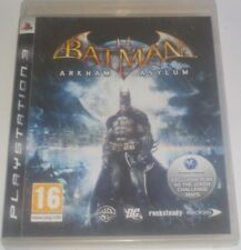 Sony PlayStation 3 Batman: Arkham Asylum. Excellent condition with booklet