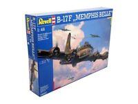 Revell 04297 - 1/48 B-17F Memphis Belle - Neu