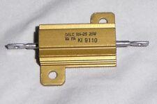 Dale 5x fp2 220k 2w 2/% 500v metal film sono denominati resistor audio Industrial flameproofed