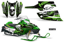 SIKSPAK Sled Wrap Arctic Cat Firecat Sabercat Z1 Snowmobile Graphic 03-06 REBR G