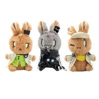 Hot Arknights Lappland Rabbit Plush Doll Toy Limit Amiya Soft Plushie Doll Gift