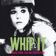 Whip IT-CD-Music from the Motion picture
