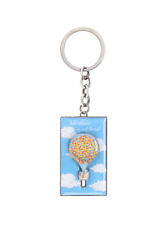 Disney Pixar Up Keychain Adventure Is Out There Slide Keychain