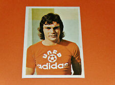 54 A. PHILIPPE STADE RENNES ROAZHON AGEDUCATIFS FOOTBALL 1974-1975 74-75 PANINI