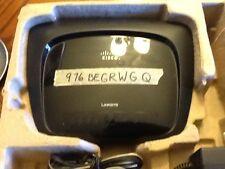 Cisco-Linksys WRT110 RangePlus Wireless Router Very Good