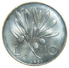 [NC] REPUBBLICA ITALIANA 10 LIRE 1950 (nc3212)