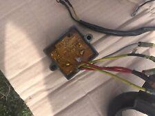 redresseur regulateur de courant  pour mercury  2 tps 115 cv
