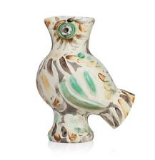 """Pablo Picasso Madoura Ceramic vase '""""Chouette"""" Ramié 602"""