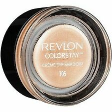 Revlon Colorstay 705 Creme Brulee Eye Shadow Face Makeup With Brush Woman Girl