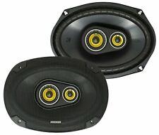 "Kicker CSC6934, CS Series 6x9"" 3 Way Car Speakers  (46CSC6934)"