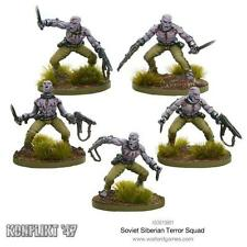 Konflikt´47 Soviet Siberian Terror Squad Warlord Games