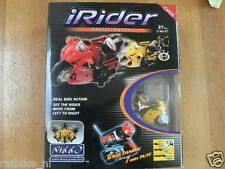 MOTORCYCLE DUCATI 749S NIKKO IRIDER RADIO CONTROL YELLOW MODEL NOS