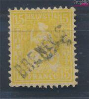 Schweiz 31 gestempelt 1867 sitzende Helvetia (7465828