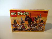( B13 /6 ) Lego 6105 Medieval Knights / Mittelalterliche Ritter Figuren NEU OVP