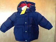cbedff270 Nuevo CON ETIQUETAS RALPH LAUREN 9M chicos Thatcher Azul abajo  chaqueta abrigo al por menor  155 Envío Gratis