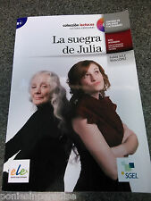 Coleccion Lector.Es: La Suegra De Julia + CD (Level B1) (Lector.es)