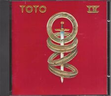 Toto ‎– Toto IV   cd