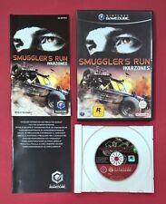 Smuggler's Run Warzones - NINTENDO - GAMECUBE - USADO - MUY BUEN ESTADO