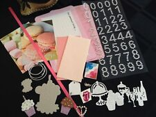 Collage Pack - Cardmaking & Scrapbooking - Sweet Treats Themed