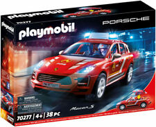 PLAYMOBIL 70277 Porsche Macan S Feuerwehr