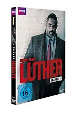 Luther - Series Staffel 4 [DVD] *NEU* DEUTSCH Season
