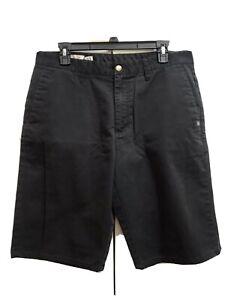 Men's Volcom Shorts - Black - Size 33