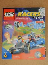 Lego Racers PC Video Game, Special Presentation Big Box, Rare.