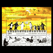 TAAF 2018 - Southern Symphony by Julien Gauthier Penguins Birds - MNH