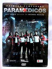 PARAMEDICOS- Primera Temporada(2012) Serie 4 DVD'S Set