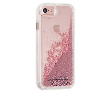 Genuine Case-Mate Naked Tough Waterfall iPhone 7 6s 6 Case Cover Rose Gold Pink