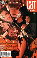 Catwoman #58  DC Comic Book, 2006, Adam Hughes, Zatanna, NM