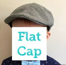Flat Cap, Newsboy, Vintage style, Baker Boy Hat