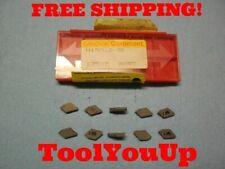 10 Pcs New Sandvik N1502 300 Cut Off Grooving Insert Machine Shop Tooling