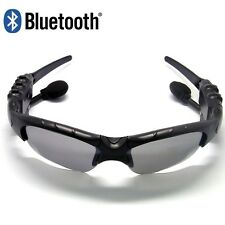 Flip-up Sunglasses Bluetooth Stereo Music Headphone for iPhone Nokia Samsung HTC