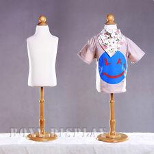 Children Mannequin Manequin Manikin Dress Form Display #C1T