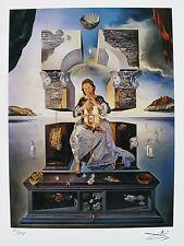 Salvador Dali MADONNA OF PORT LLIGAT Facsimile Signed & Numbered Giclee Art