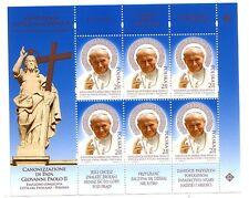Polonia congiunta Vaticano    Canonizzazione  Papa Giovanni Paolo II