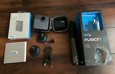 GoPro Fusion 360 Action Video Camera with Grip + extra battery