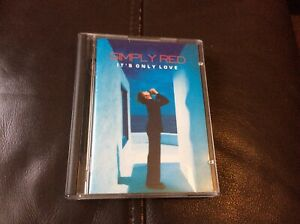 SIMPLY RED IT'S ONLY LOVE MINI DISC UNPLAYED.