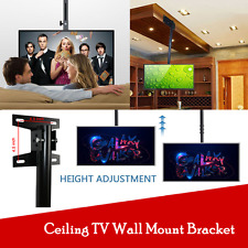 Ceiling Wall Mount Tilt Bracket LED LCD Plasma TV 32 36 39 40 42 46 47 50 55