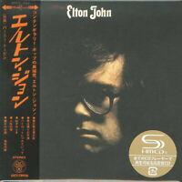 ELTON JOHN-S/T-JAPAN MINI LP SHM-CD Ltd/Ed G00